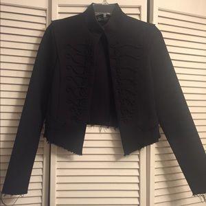 Zara Military Crop Jacket